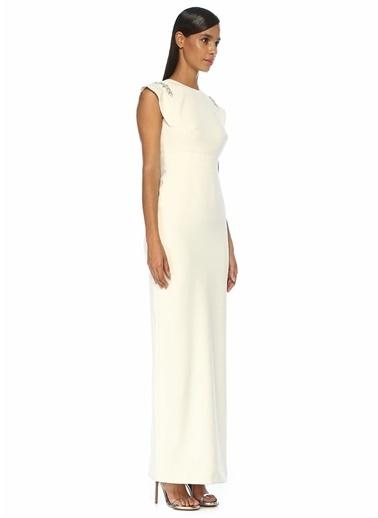 Theia Elbise Beyaz